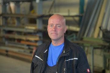 Herr Skirde - Werkstattleiter